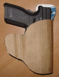 Avenger style holster instructions