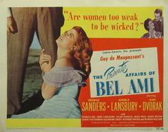Los asuntos privados de Bel Ami | 1947 | BR720 AAC EN AC3 ES...