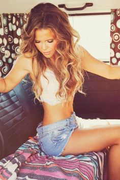 this is my next hair color...i am growing it out