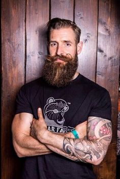 Now this is what I'm talkin' about! #handsome #beards