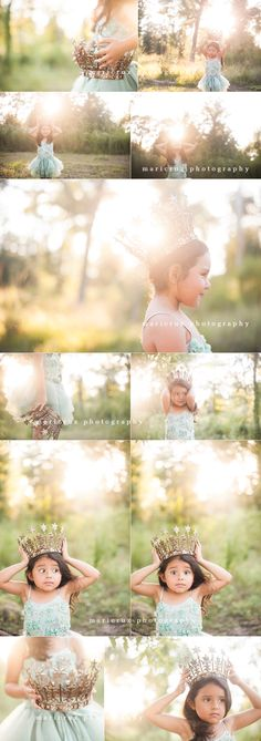 SWOON!!!!let me just say that the light was magical for this little mini session....and yes the session was all about her and that gorgeous CROWN.... she's a princess and wouldn't have it any other way.you are looking at a future crown junkie... so if you know of anyone selling crowns send…