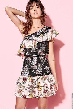 Moda primavera verano 2018: Estilo Casual Urbano y Noche en ropa de mujer en lo nuevo de Ceilonia.