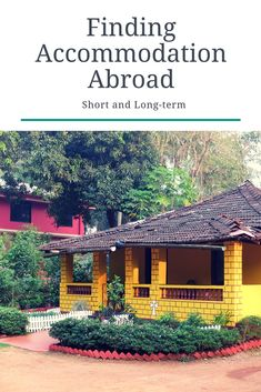 Finding accommodation abroad is not hard. However finding cheap and good accommodation abroad requires some extra efforts, time and also some know-how. In particular, if you are searching for something for a month or more. Read on to find out more!