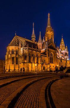Matthias Church - Budapest, Hungary