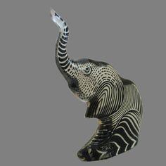 A. Palatnik - Elefante - Acrílico Anos 70 - R$ 990,00 no MercadoLivre