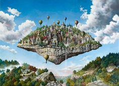 Baloon Island