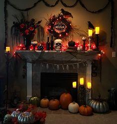 Halloween Decor design by Jeremiah Christopher   Halloween