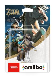Amiibo Link à Cheval (The Legend of Zelda Collection) - WII U - Switch - Acheter vendre sur Référence Gaming