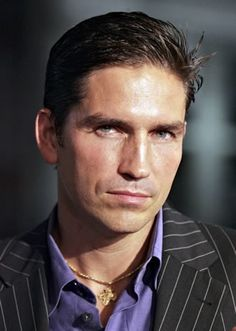 Jim Caviezel as John Reese from PERSON OF INTEREST