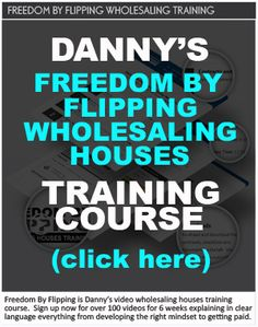 Get started flipping houses with this wholesaling houses training course