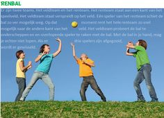 Een actief en tactisch balspel.