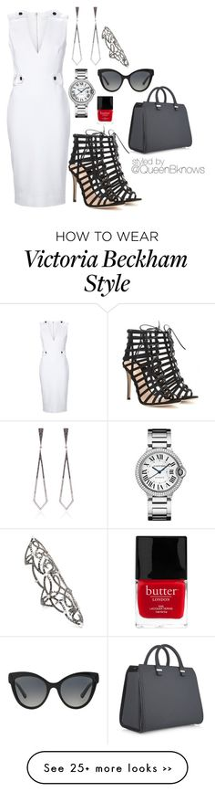 """@QueenBknows"" by bambimontgomery on Polyvore"