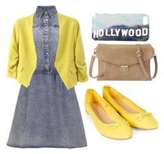 Untitled #746 by ritamartinho69 on Polyvore featuring polyvore, fashion, style, Neon Rose, Nine West and Forever 21
