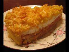 Яблочный пирог - YouTube