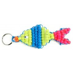 Nicole™+Crafts+Pony+Bead+Fish+