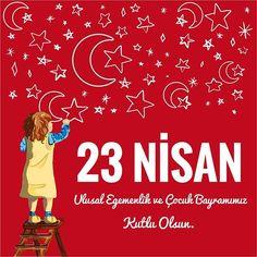 TBMM nin kuruluşunun 98. Yılı Ulusal Egemenlik ve Çocuk Bayramımız 23 Nisan Kutlu Olsun. #23nisan #23nisanulusalegemenlikveçocukbayramı #çocukbayramı #23nisankutluolsun #atatürk