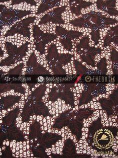 Kain Batik Tulis Jogja Motif Bantulan Gringsing Sogan | Indonesian Batik Fabric Pattern Design http://thebatik.co.id/kain-batik-bahan/