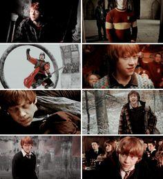 ron weasley - harry potter