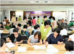 서울강북지역 제15회 국제위러브유운동본부(장길자회장) 헌혈하나둘운동