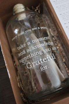 Studio Penny Lane Gratitude Jar | #MiyamoExperience