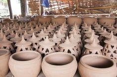 in locum mundo — Ban Chan Pottery Village, Luang Prabang (Laos)