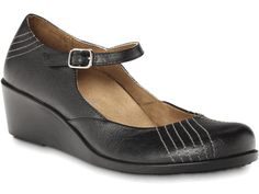 The Vionic by Orthaheel Amelia Women's Wedge mixes a classy, yet urban design with orthopedic features