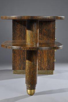 Art Deco Furniture on Pinterest | French Art, Art deco and Art ... www.pinterest.com236 × 355Buscar por imágenes EUGENE PRINTZ (1889-1948) An exceptional and rare desk in palm tree veneer