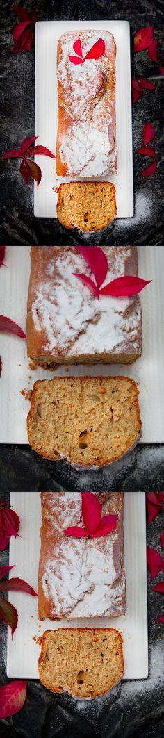 Postre otoñal de mandarina y castañas / http://www.circusday.net/