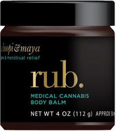 Whoopi & Maya – Medical cannabis products designed for relief from menstrual discomfort