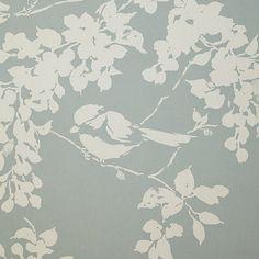Buy John Lewis Songbirds Wallpaper Online at johnlewis.com