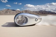 ドライブモードとリビングモードを使いこなせ!「Ecco」という名のこの電気自動車は、ゼロ・エミッションの未来のエコ・カーコンセプ...