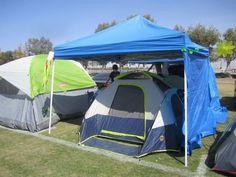 music festival survival guide: Coachella Camping Survival Guide