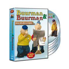 Buurman & Buurman DVD box | Bart Smit