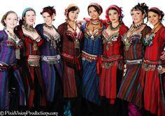 CreationsByAngelia - Ghawazee Coat/dress