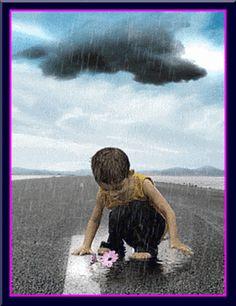 Дождь - ~ Коллекция Нажмите на картинку (GIF) А. смотреть его в жизнь.  ** .... ♡ ♥ ♡ ♥ ♡ ♥ Любовь ★ него
