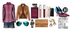"""""""Xx"""" by nono191910 ❤ liked on Polyvore featuring FingerPrint Jewellry, Joe's Jeans, Burberry, Cartier, MM6 Maison Margiela, Dolce&Gabbana and Pierre Hardy"""