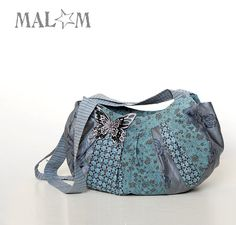 Blue Purse - http://malam.etsy.com/      $131.49