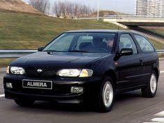 Nissan Almera N15 2.0 GTI 1996.