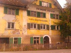 jüdisches viertel, jewish quarter, hohenems, austria
