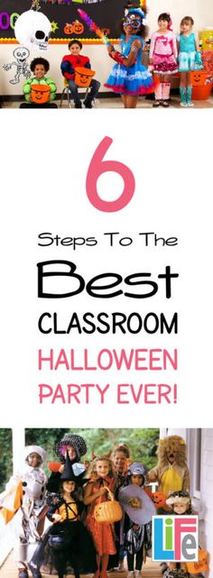 If you are helping out for a classroom halloween party, this is a MUST read! This has great organizing ideas.