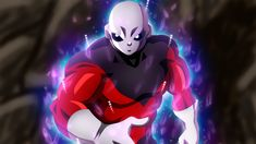 You must have to know about Jiren who's the strongest person in dragon ball z. If we examine goku vs jiren goku is stronger than this. Dragon Ball Z, Dbz, Jiren The Gray, Grey, Broly Ssj4, Goku Vs Jiren, Wallpapers En Hd, Manga Dragon, Strong Character