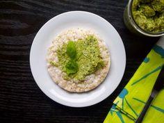 Pehmeä parsakaalipesto (maidoton, vegaani)