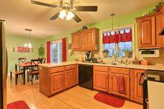 Kitchen  View 2 #Reinholds #PA #homesforsale #realestate #pennsylvania