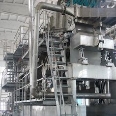 Simple Operation Bathroom/Bamf Paper Making Machinery Line