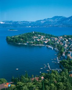 Cavtat, Croatia, Villa Fontana consists of six self-catering holiday apartments with a pool. Cavtat is only 15km from the old town of Dubrovnik and 3km from the airport. Airport transfers are complimentary. Contact Janet for more information.