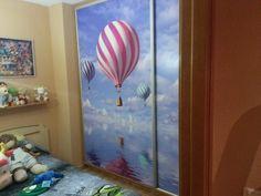 Puertas de armario vestidas con vinilo impreso en Valencia Interior Exterior, Valencia, Painting, Art, Printed, Vinyls, Interiors, Art Background, Painting Art