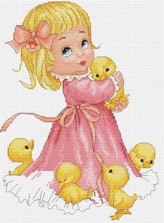 Gallery.ru / Фото #1 - Предзаказ с детками - lyubava76 Tiny Cross Stitch, Baby Cross Stitch Patterns, Cross Stitch Boards, Cross Stitch Heart, Cross Stitch Designs, Cross Stitching, Cross Stitch Embroidery, Owl Quilt Pattern, Stitch Doll