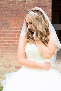 Soft and beautiful-Pittsburgh Bride-hair by Tamara Artnak