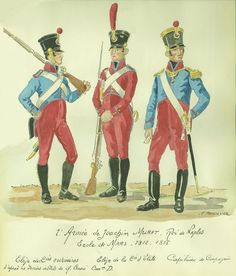 the art of Henry Boisselier - Page 9 - Armchair General and HistoryNet >> The Best Forums in History