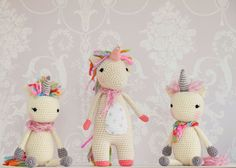 How adorable is this little unicorn crochet pattern? Twinkle Toes is deceptively easy to make – and guaranteed to bring a little magic to anyone's home. As ever, if you do have a go at making this yourself, please show us the results @Hobbycraft! Design by Alison North at KornflakeStew...